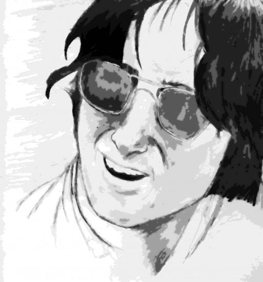 John Lennon por Jakarta